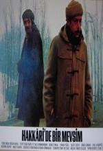 Hakkari'de Bir Mevsim (1983) afişi