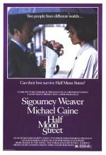 Half Moon Street (1986) afişi