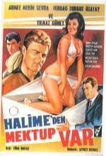 Halime'den Mektup Var (1964) afişi