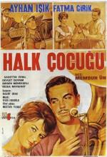 Halk Çocuğu (1964) afişi