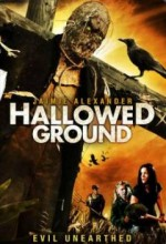 Hallowed Ground (2007) afişi