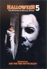 Halloween 5: Michael Myers'ın İntikamı (1989) afişi