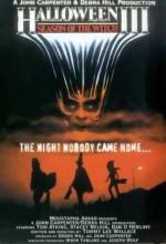 Halloween 3: Cadının Mevsimi (1982) afişi