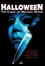 Halloween 6: Ölüm Çığlığı (1995) afişi