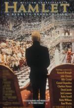 Hamlet (1996) afişi