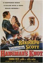 Hangman's Knot (1952) afişi