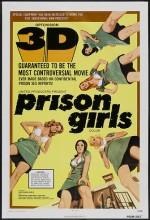 Hapishane Kızları (1972) afişi