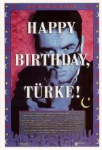 Happy Birthday, Türke! (1992) afişi