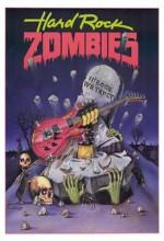 Hard Rock Zombies (1984) afişi