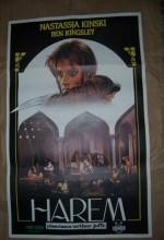 Harem (1985) afişi