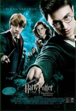 Harry Potter ve Zümrüdüanka Yoldaşlığı (2007) afişi