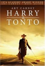 Harry ve Tonto (1974) afişi