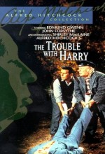 Harry'nin Derdi (1955) afişi