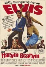 Harum Scarum (1965) afişi