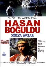 Hasan Boğuldu (1990) afişi