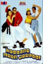 Haseena Maan Jaayegi (1999) afişi