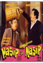 Hasip ile Nasip (1976) afişi
