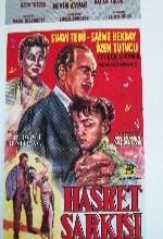 Hasret şarkısı (1959) afişi