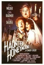 Haunted Honeymoon (1986) afişi