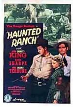 Haunted Ranch (1943) afişi