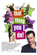 Hayal Şarkısı (1996) afişi