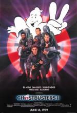 Hayalet Avcıları 2 (1989) afişi