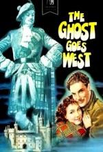 Hayalet Batı'ya Gidiyor (1935) afişi