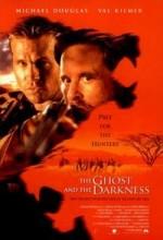 Hayalet ve Karanlık (1996) afişi