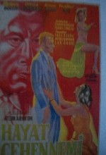 Hayat Cehennemi (1958) afişi