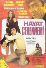 Hayat Cehennemi (1971) afişi