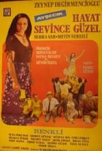 Hayat Sevince Güzel (1971) afişi