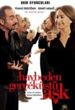 Haybeden Gerçeküstü Aşk (2007) afişi