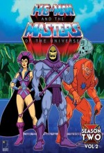 He-man And The Masters Of The Universe (1985) afişi