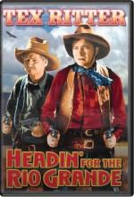 Headin' For The Rio Grande (1936) afişi