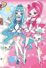 Heartcatch Precure! (2010) afişi