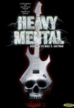 Heavy Mental: A Rock-n-roll Blood Bath