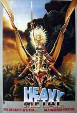 Heavy Metal (1981) afişi