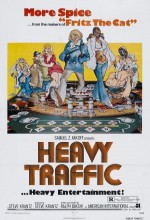 Heavy Traffic (1973) afişi