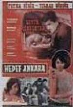 Hedef Ankara (1966) afişi