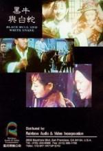 Hei Nu Yu Bai Se (1969) afişi