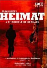 Heimat - Eine Deutsche Chronik (1984) afişi