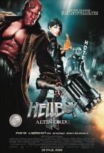 Hellboy 2: Altın Ordu (2008) afişi