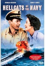 Hellcats Of The Navy (1957) afişi