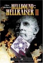 Hellraiser 2: Hellbound (1988) afişi