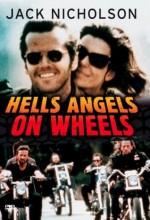 Hells Angels On Wheels (1967) afişi
