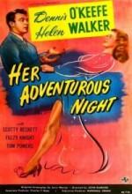 Her Adventurous Night (1946) afişi