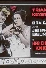 Her Circus Knight (1917) afişi