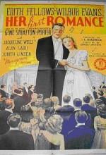Her First Romance (1951) afişi