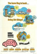 Herbie Rides Again (1974) afişi