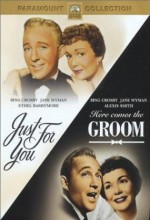 Here Comes The Groom (1951) afişi